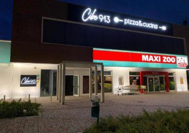 Nuova apertura, Cibe913 pizza & cucina