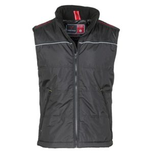 Gilet in pongee radar 2.0