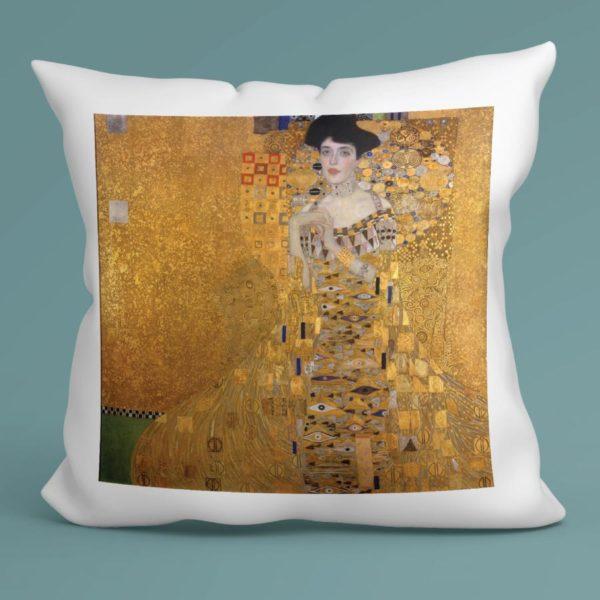 Cuscino Ritratto di Adele Bloch-Bauer I, Gustav Klimt