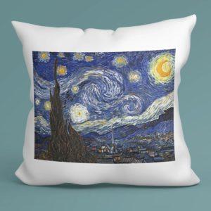 Cuscino La notte stellata, Vincent Van Gogh