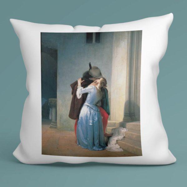 Cuscino Il Bacio, Francesco Hayez