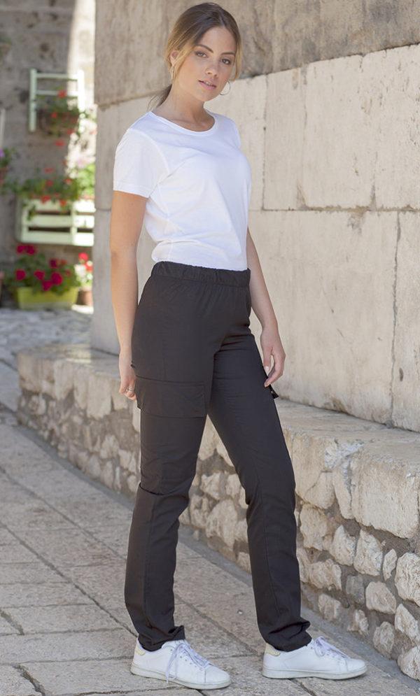 Pantalone antimacchia e idrorepellente