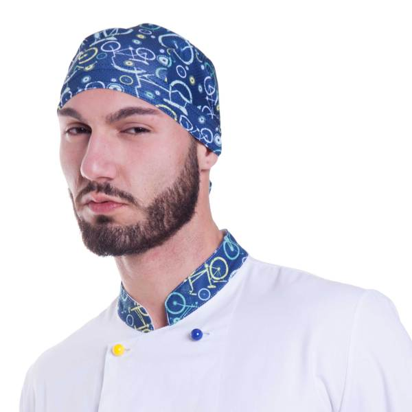 Bandana unisex modello Viareggio