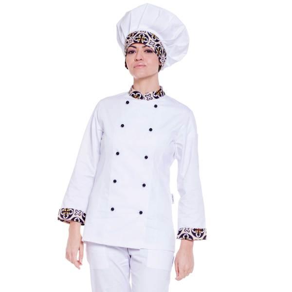 Giacca cuoco Positano