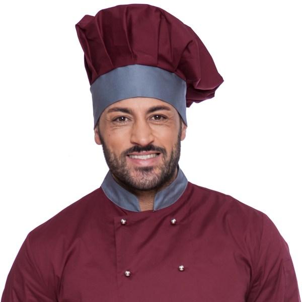 Cappello cuoco Prestige