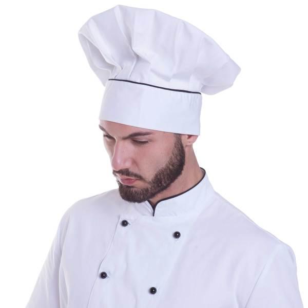Cappello con profili