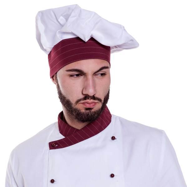 Cappello gessato