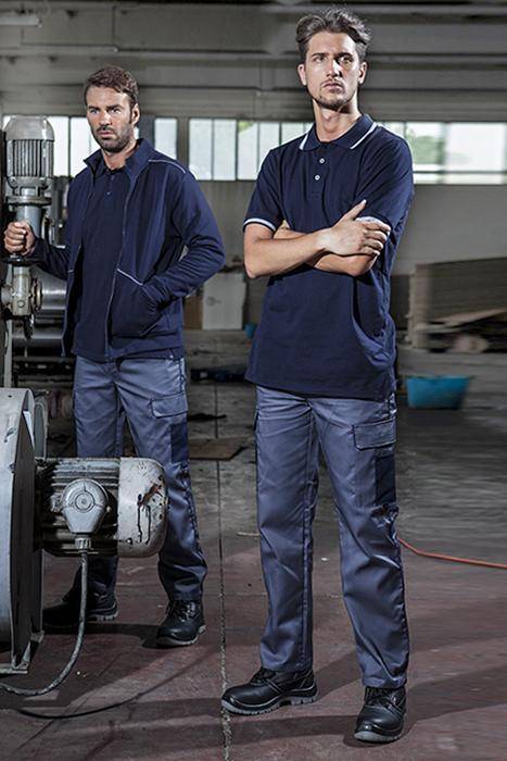 Pantalone invernale da lavoro unisex