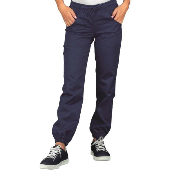 Pantalone Chef Blu con Elastico