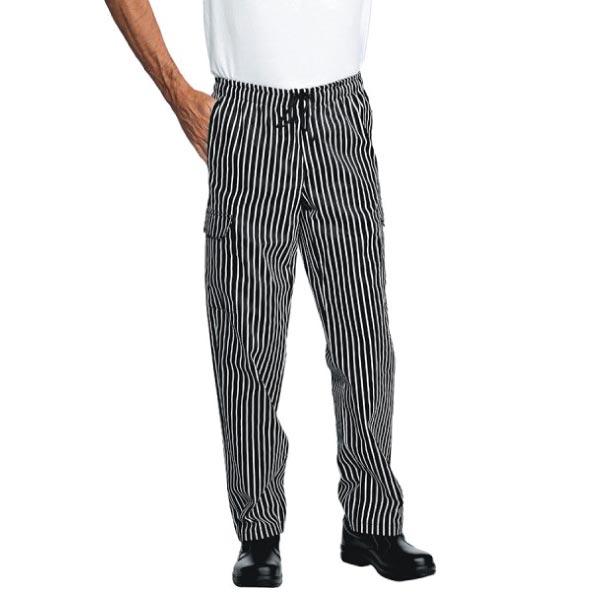 Pantalone-Chef-Righe